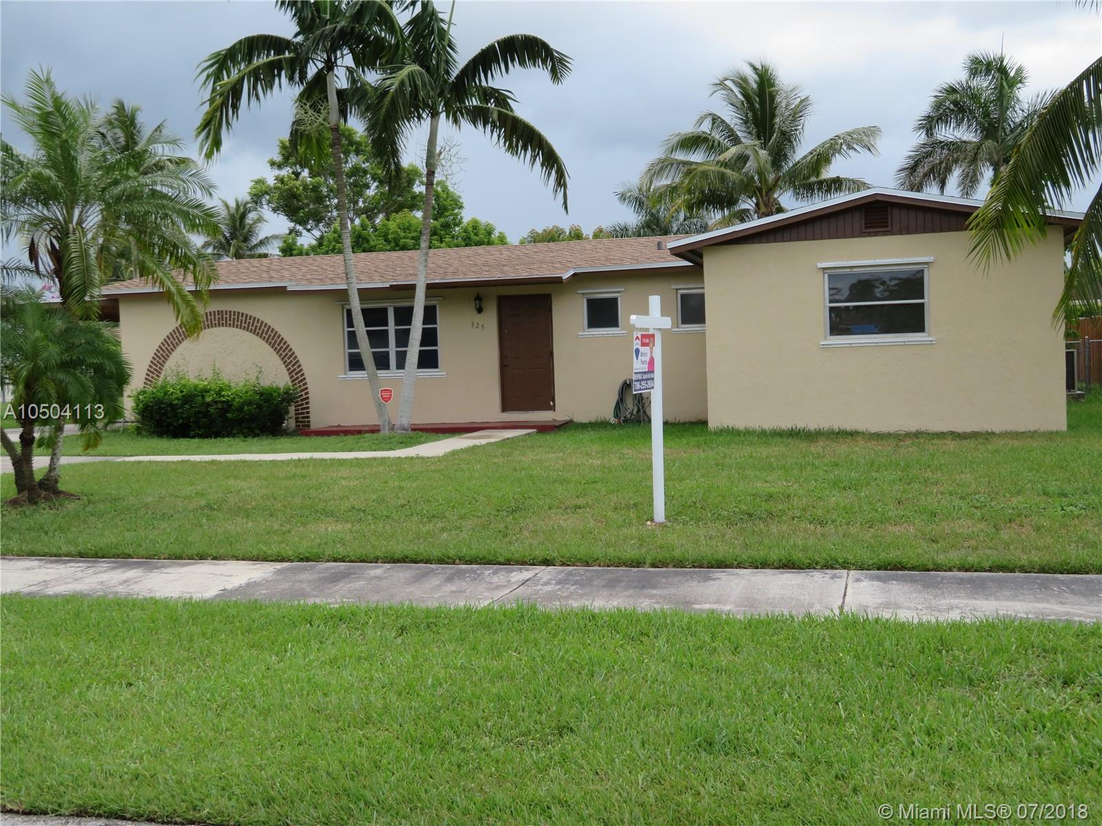 Great Starter Home for sale in Homestead